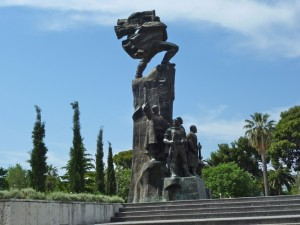 Independence Monument - Vlore