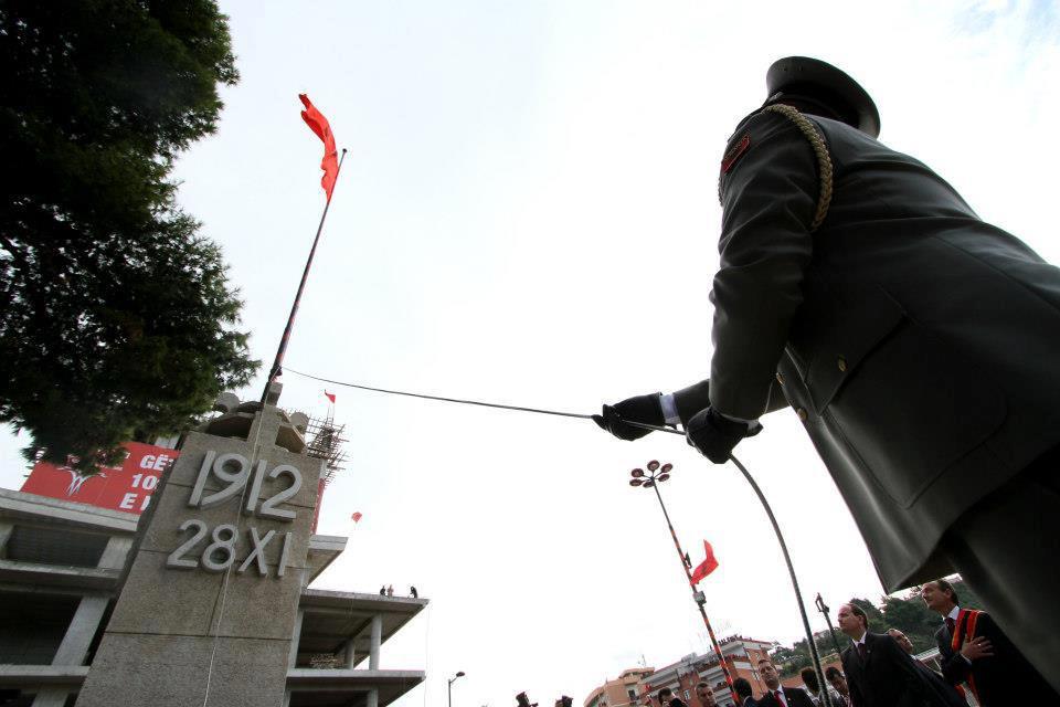 Flags Square - Flamuri vlore
