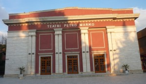 Teatri Petro Marko - Theater Petro Marko