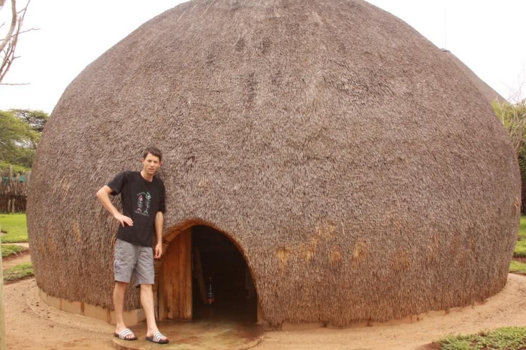 Dave in Zwaziland
