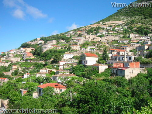 Vuno,Albania
