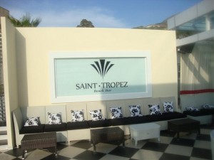 Saint Tropez Beach Bar Vlora