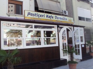 Pasticeri Kafe Izraelite (The Israeli coffee shop)