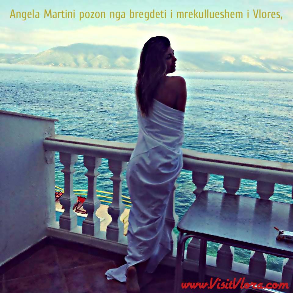 Angela Martini ne Vlore