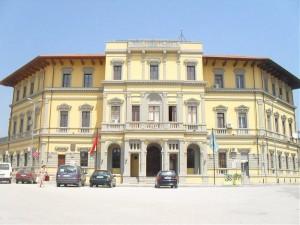 Bashkia e Vlorës – The city hall of Vlora