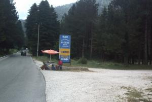 Hotel Hamiti Llogora