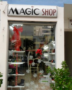 Magic Shop Vlore